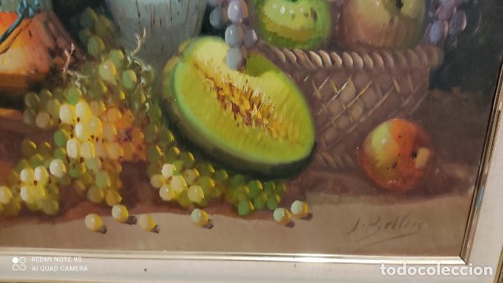 Arte: pintura al oleo bodegon - Foto 3 - 253898210