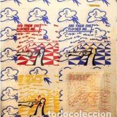 Arte: HERMINIO MOLERO, TOUCH ME, 1974, TÉMPERA SOBRE PAPEL 71 X 66 CM.. Lote 253901650