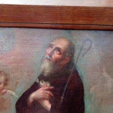 Arte: SAN FRANCISCO DE PAULA. CÍRCULO DE JOSÉ DE PÁEZ. SIGLO XVIII. Lote 254000150