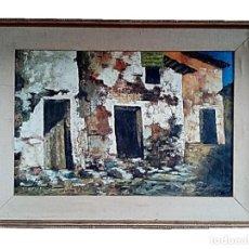 Arte: HERNAN PICO RIBERA (1911/1994) - ÓLEO SOBRE LIENZO. Lote 254029915