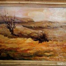 Arte: CUADRO AL ÓLEO SOBRE TABLA, FIRMADO: EMILIO ALBERCH I BASSÓ (MATARÓ 1931-2014). Lote 254038230
