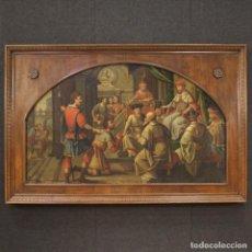 Arte: GRAN PINTURA ANTIGUA DEL SIGLO XVIII. Lote 254189880