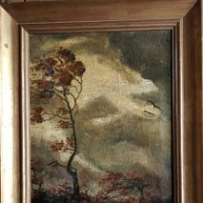 Arte: ÓLEO, A. NELISSEN. PAISAJE (1943). Lote 254288245