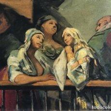 Arte: NICANOR PIÑOLE Y RODRÍGUEZ.(1878-1978) ÓLEO SOBRE LIENZO FIRMADO. Lote 254638560