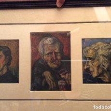 Arte: OBRAS ORIGINALES DE JEAN-PAUL TILLAC,.IDEAL COLECCIONISTAS. Lote 254747945
