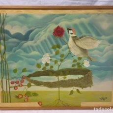 Arte: CUADRO DE LUISI VELEZ – SAN SEBASTIAN, 1946.. Lote 254858120
