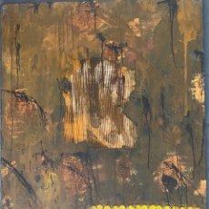 Arte: DANIEL ARGIMON , T/M. SARRIÁ - BARCELONA . OBRA CATALOGADA , AÑO 1991. Lote 254886145