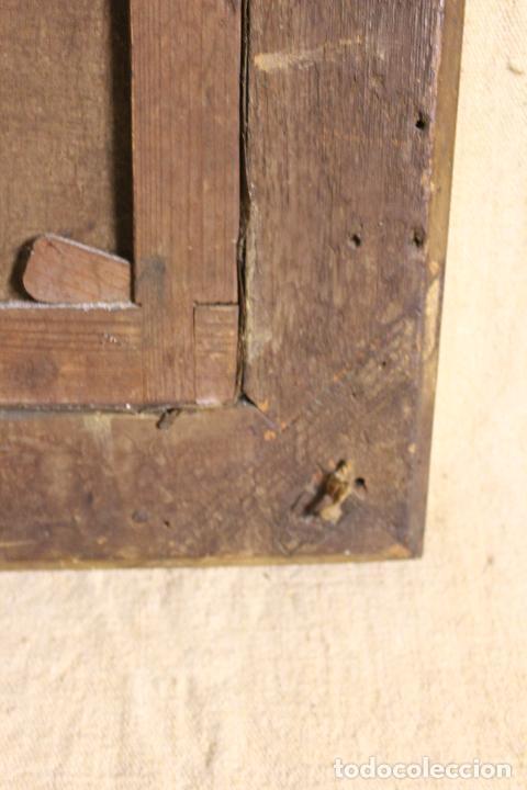 Arte: oleo sobre lienzo franciscano - Foto 13 - 254922525