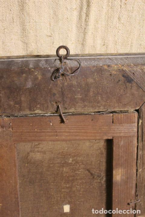 Arte: oleo sobre lienzo franciscano - Foto 14 - 254922525