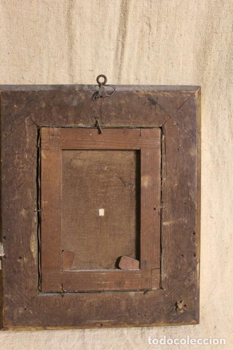 Arte: oleo sobre lienzo franciscano - Foto 16 - 254922525