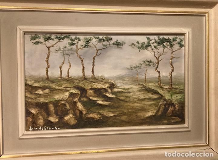 PAISAJE POR JUAN DE ESPAÑA (Arte - Pintura - Pintura al Óleo Contemporánea )