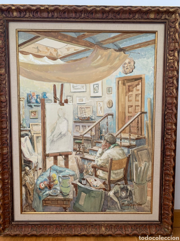 RICARDO LLORENS CIFRE (Arte - Pintura - Pintura al Óleo Moderna sin fecha definida)