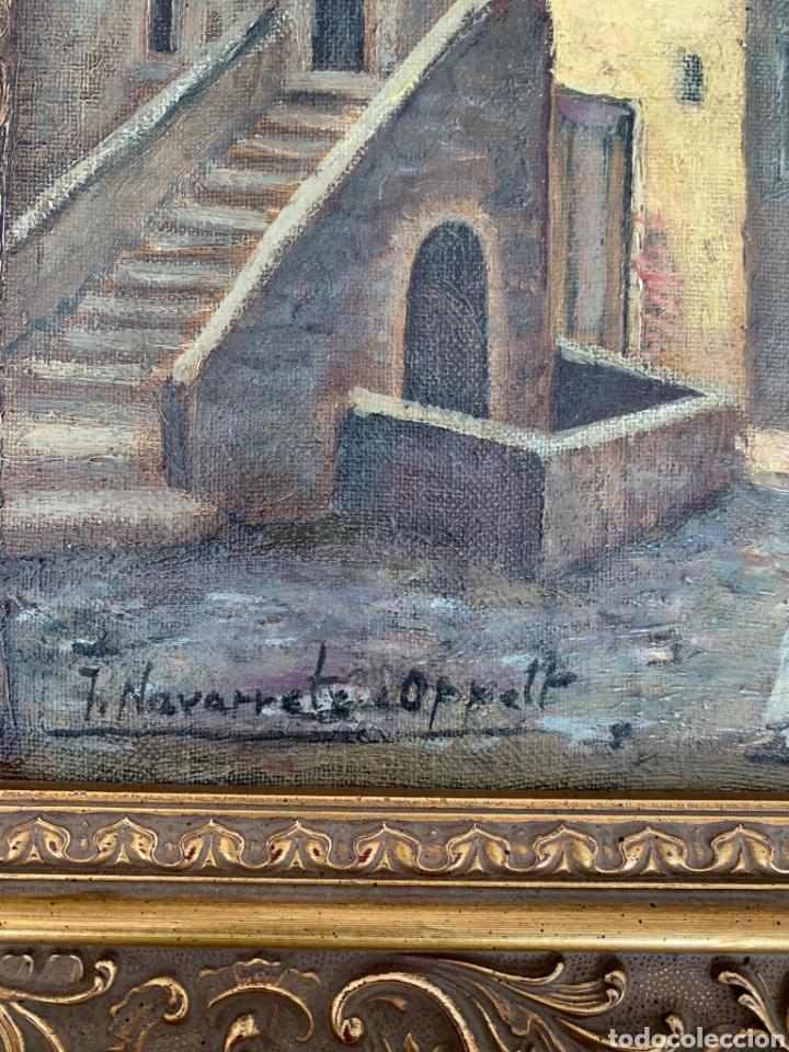 Arte: José Navarrete Oppelt) Málaga 1871 - Foto 4 - 255967155