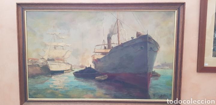 HERNANDEZ MONJÓ (Arte - Pintura - Pintura al Óleo Moderna siglo XIX)