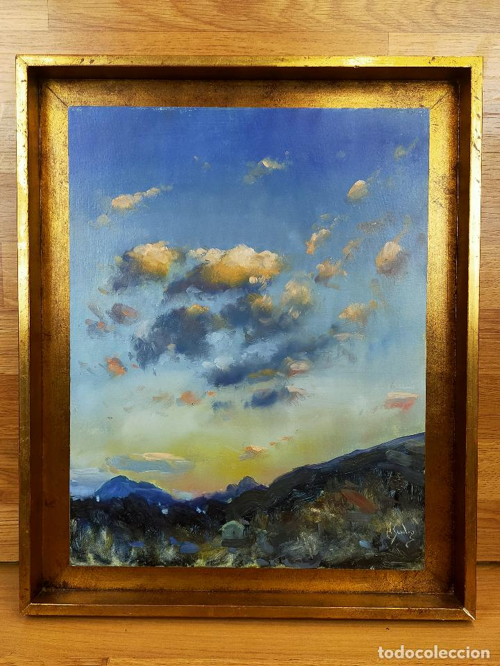CUADRO OLEO PINTOR DESCONOCIDO 40 X 57 (Arte - Pintura - Pintura al Óleo Moderna sin fecha definida)