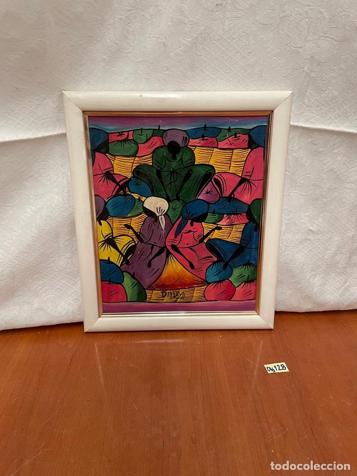 CUADRO ÓLEO SOBRE TABLA (Arte - Pintura - Pintura al Óleo Moderna sin fecha definida)