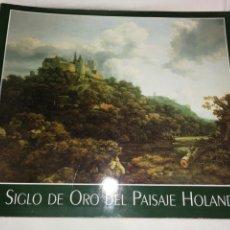 Arte: LIBRO DE ARTE PINTURA HOLANDÉSA, FUNDACIÓN COLECCIÓN THYSSEN-BORNEMISZA.. Lote 257744170