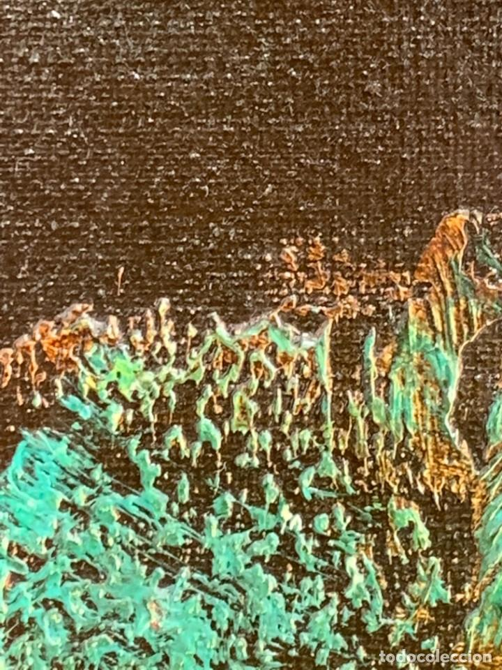 Arte: OLEO LIENZO BODEGON UVAS FRUTAS CERAMICA AÑOS 50 60 FIRMA MARCEL DUVAL ESCUELA FRANCESA 80X97CMS - Foto 8 - 260758000