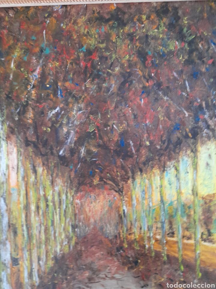 Arte: Oleo sobre lienzo firmado J.Aroca ,1998 - Foto 4 - 260829610