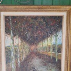 Arte: OLEO SOBRE LIENZO FIRMADO J.AROCA ,1998. Lote 260829610