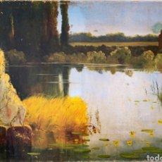 Arte: ENRIQUE SERRA AUQUÉ(BARCELONA, 1859-ROMA, 1918). Lote 261202420