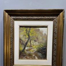 Arte: JORDI ARENAS I CLAVELL - (MATARÓ 1920-1998)PINTOR ESCULTOR. Lote 261214365