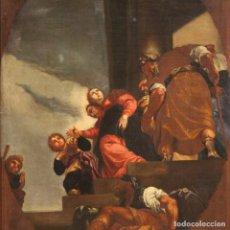 Arte: ANTIGUA PINTURA VENECIANA DEL SIGLO XVII. Lote 261264630