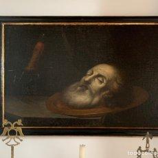Arte: ATRIBUIDO A SEBASTIÁN DE LLANOS VALDÉS (CIRCA 1605-1677. Lote 262043345