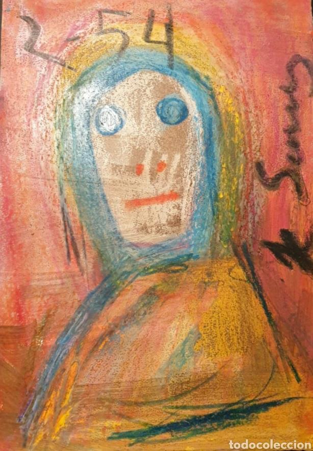 JOSE MARIA DE SUCRE. ORIGINAL (Arte - Pintura - Pintura al Óleo Contemporánea )