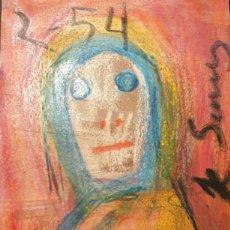 Arte: JOSE MARIA DE SUCRE. ORIGINAL. Lote 262073685