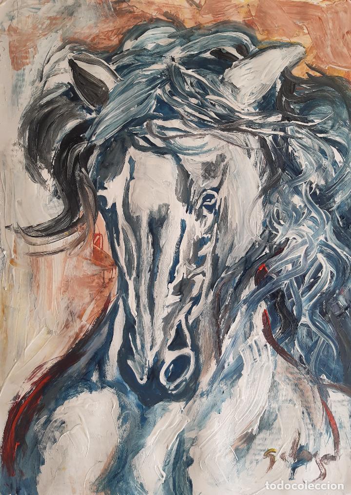 Arte: caballo - Foto 2 - 262602765