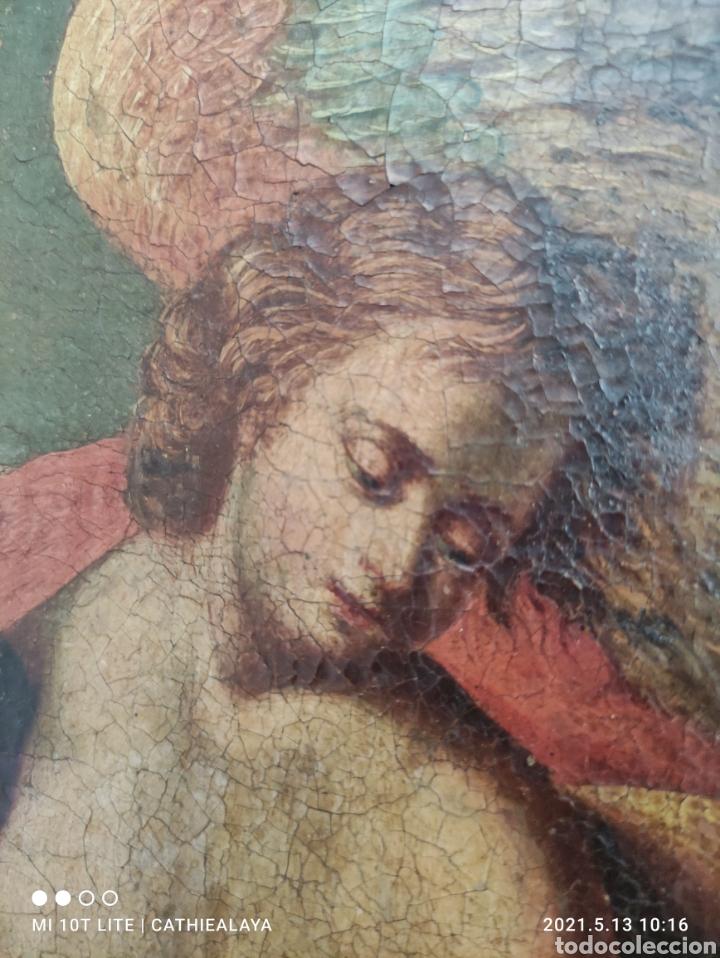 Arte: Óleo sobre tela S. XVIII - Foto 6 - 262677835