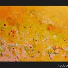 Arte: CUADRO.PINTURA ORIGINAL. TRABAJO DE SERGIO ONDARO. Lote 262815130