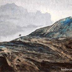 Arte: JOSE LUIS ZARRALUQUI URRESTARAZIN (MADRID, 1926) OLEO SOBRE TELA. PAISAJE. Lote 262899615