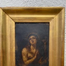 Arte: MARIA MAGDALENA SIGLO XVII COBRE. Lote 262944590