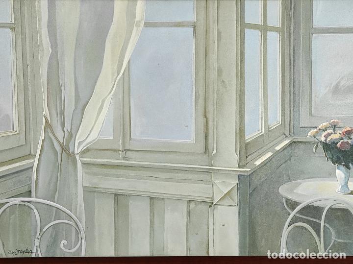 Arte: Peré Solanilla (Olot, 1963) - Óleo sobre Tela - Foto 3 - 262999045