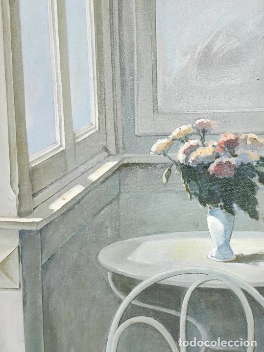 Arte: Peré Solanilla (Olot, 1963) - Óleo sobre Tela - Foto 4 - 262999045