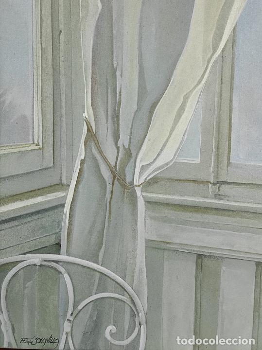 Arte: Peré Solanilla (Olot, 1963) - Óleo sobre Tela - Foto 5 - 262999045