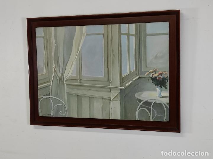 Arte: Peré Solanilla (Olot, 1963) - Óleo sobre Tela - Foto 10 - 262999045
