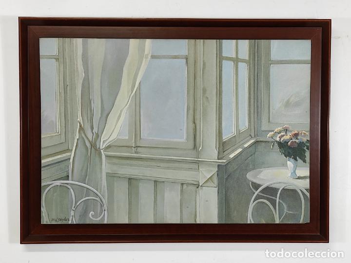 Arte: Peré Solanilla (Olot, 1963) - Óleo sobre Tela - Foto 11 - 262999045