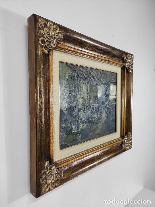Arte: Josep Maria Martinez Lozano (Barcelona 1923- Llançà 2006) - Óleo sobre Tela - Foto 6 - 263008180