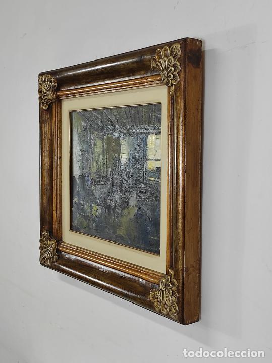 Arte: Josep Maria Martinez Lozano (Barcelona 1923- Llançà 2006) - Óleo sobre Tela - Foto 7 - 263008180