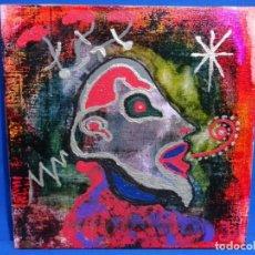 Arte: TÉCNICA MIXTA DE JOAN BOLART FITO.. Lote 264853984
