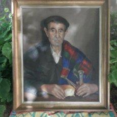 Arte: OLEO DEL PINTOR MADRILEÑO JOSÉ Mª DEL RÍO MORENO. Lote 265557779