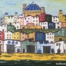 Arte: ALTEA & VILLAJOYOSA MESCLA AÑOS 50. Lote 267491109