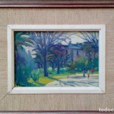 Arte: JOSEP POMÉS ABELLA - PARC DE LA CIUTADELLA- BARCELONA-. Lote 267739389