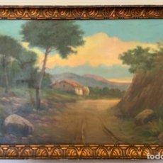 Arte: PINTURA AL ÓLEO ESCUDER (S.XIX). Lote 267774739