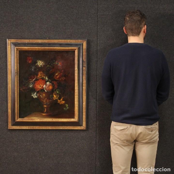 Arte: Antiguo bodegón del siglo XVIII - Foto 3 - 268752149