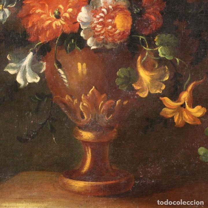 Arte: Antiguo bodegón del siglo XVIII - Foto 6 - 268752149