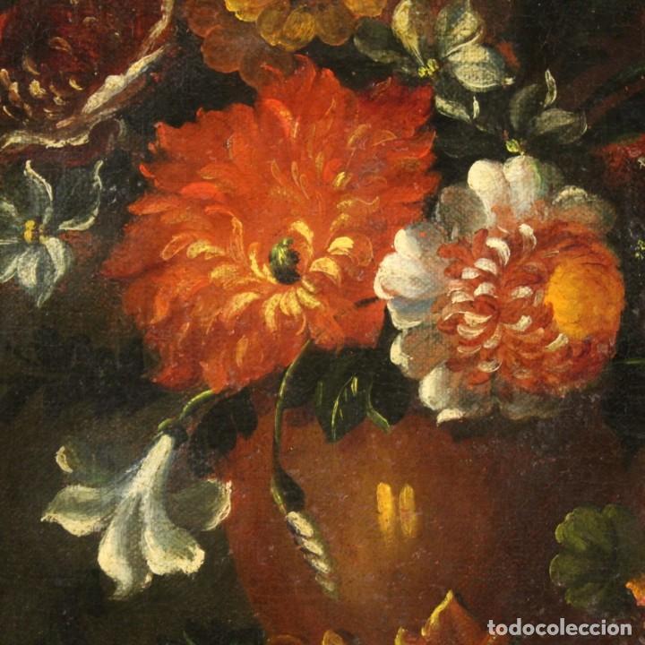 Arte: Antiguo bodegón del siglo XVIII - Foto 7 - 268752149
